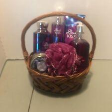 bath and body works gift basket