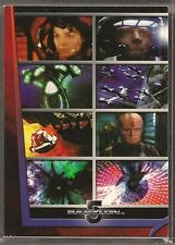 Complete Babylon 5 Trading Cards Movies Chase Card M4