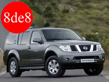 Nissan Pathfinder R51 (2005) - Workshop Manual on CD (In Spanish)