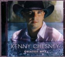 Kenny Chesney Greatest Hits CD 90s Country Anthology