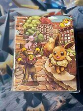 Pokemon Card Limited Deck Box Pokemon Center S6A Eevee Heroes JPN Ver. F/S