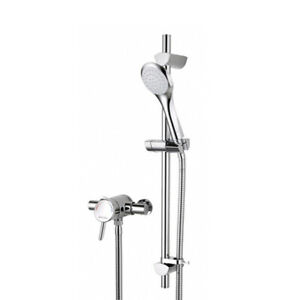 Bristan Acute Sequential Exposed Mixer Shower with Shower Kit