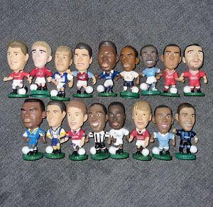 Corinthian Football Figures Job Lots (17 Figures) Lot 2