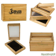 Magnetised Pollen Sifter Stash Box & Rolling Station in one | Rolling Supreme