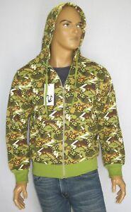 tokidoki marvel storm cloud green 100% cotton mens boy hoodie sweater sweatshirt