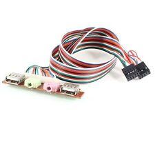 PC Desktop USB Audio Front Panel Cable For Desktop PC