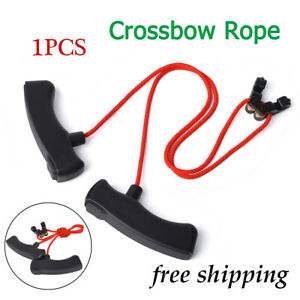 Crossbow Cocking Device Crossbows Cocker Rope T 3-Finger Handle String Tool