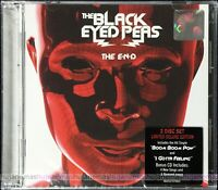 THE BLACK EYED PEAS The E.N.D MALAYSIA LIMITED DELUXE EDITION 2 CD SET RARE