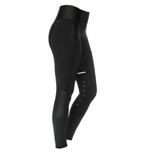*CLEARANCE* Horseware New HW Tech Riding Tights - Black