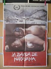 1024      LA BALADA DE NARAYAMA SHOHEI IMAMURA CINE JAPONES