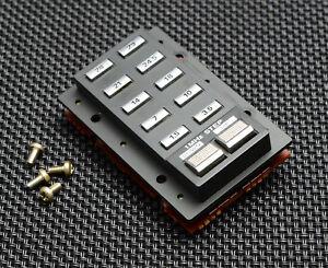 "KENWOOD TS-930S / AT  -  SW UNIT ""L"" - BAND SELECTOR UNIT /keyboard/"