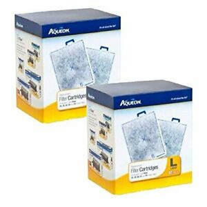 Aqueon Replacement Filter Cartridge Large 24 Count