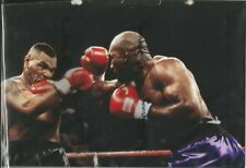 Mike Tyson v Evander Holyfield unsigned photo 12x8 Ref:1176