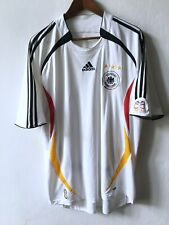 Germany Deutschland 2006/07 adidas Home Football Soccer Shirt Jersey WorldCup XL