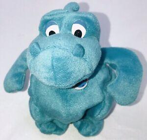 """Bubba Planet Hollywood Star 1997 Stuffed Plush Beanie Bean Dinosaur Dragon 5"""""""