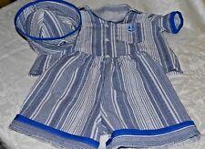 Baby Boy Sailor Suit Set