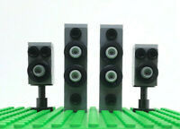 LEGO Speakers 4 Pc Set 2 Tower 2 Bookshelf Music Band Rock Concert New