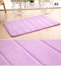 40 60cm Teppich Matte Zurückkehrender Schaumstoff Bett Badezimmer Rutschfest Pad