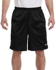Champion Adult 3.7 oz Athletic Long Mesh Short With Pocket Gym Basketball 81622