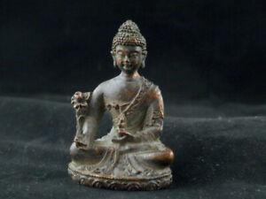 Great Antique Tibetan Bronze *Sakyamuni Buddha* Little Statue G024