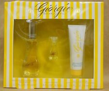 Giorgio By Beverly Hills Perfume And Lotion 3 Piece Gift Set For Women New