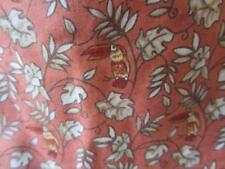 XL Hawaiian Shirt Tori Richard Tiny Tucans Shell Buttons USA Made