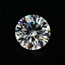 LOOSE LAB CREATED ROUND HEARTS & ARROW DIAMOND 5.5 MM FAST & FREE DELIVERY