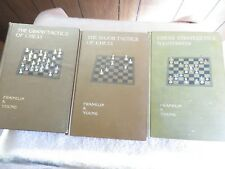 Vintage Allan Troy Chess Book-NEW#1-ULTRA RARE-FRANKLIN K. YOUNG COLLECTION