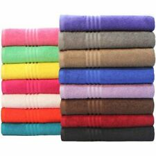 New Mainstays Plush Hand Towel, Fuchsia Supreme, 1 Each