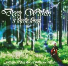 GARY & WENDY RULE STADLER - DEEP WITHIN A FAERIE FOREST  CD NEW!