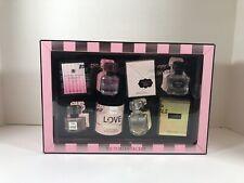 Victoria's Secret Mini Perfume 4 Piece Gift Set NIB