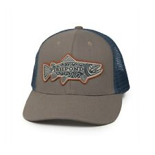 Fishpond Maori Trout Fly Fishing Cap, Sandstone / Slate