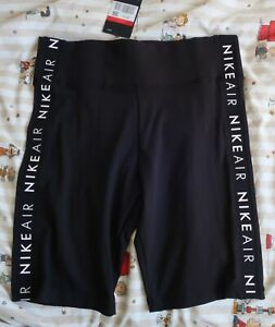 Nike Running Tight Fit Shorts Gr. L Neu !!  schwarz