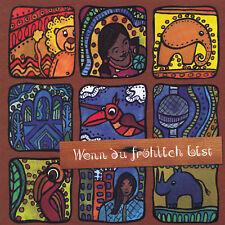 AFRO-KIDS-ART-PROJEKT - CD - Wenn du fröhlich bist