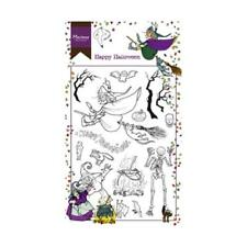 Marianne Design Clear Stamps - Hetty's Happy Halloween HT1626