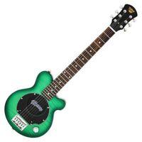 Pignose PGG-200FM SGR Built-in Amp Electric Guitar See Through Green Japan EMS