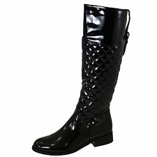 Unbranded No Pattern Knee High Women's Boots