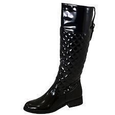 Unbranded Women's Low Heel (0.5-1.5 in.) Knee High Boots Shoes