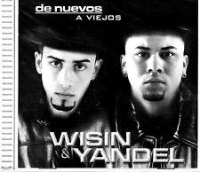 WISIN & YANDEL - DE NUEVOS A VIEJOS /WISIN Y YANDEL - CD