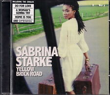 Sabrina Starke ‎– Yellow Brick Road - CD New Unplayed