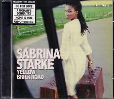 Sabrina Starke – Yellow Brick Road - CD New Unplayed