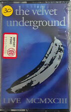 The Velvet Underground ‎– Live MCMXCIII  MC SIGILLATA SEALED NEW CASSETTE