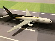 GeminiJets 1:400 UPS Airlines Boeing 767-300F N315UP Used