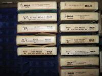 ELVIS PRESLEY Lot of 12    8 Track Tape  rock n roll country gospel