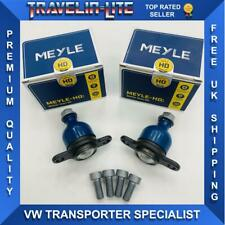 T5 T5.1 Meyle Ball Joints HD Pair Premium Quality 4yr Warranty Brand New