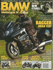 BMW Motorcycle  No.37 Winter 2017 (NEW COPY)*Post included to UK/Europe/USA