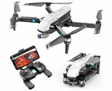 SIMREX X20 GPS Drone with 4K HD Camera 2-Axis Self stabilizing Gimbal 5G WiFi