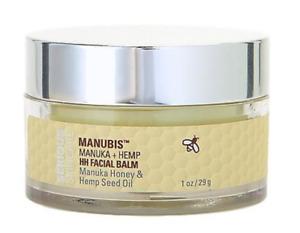 Serious Skincare Manubis Manuka Honey & Hemp Seed Oil Facial Balm 1 oz