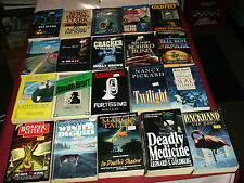 Lot of 225+ Mystery Novels Various Authors You Pick 10 books