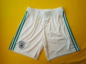 Germany soccer DFB shorts size medium BR3150 football Adidas ig93